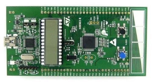 Микроконтроллер STM32L152