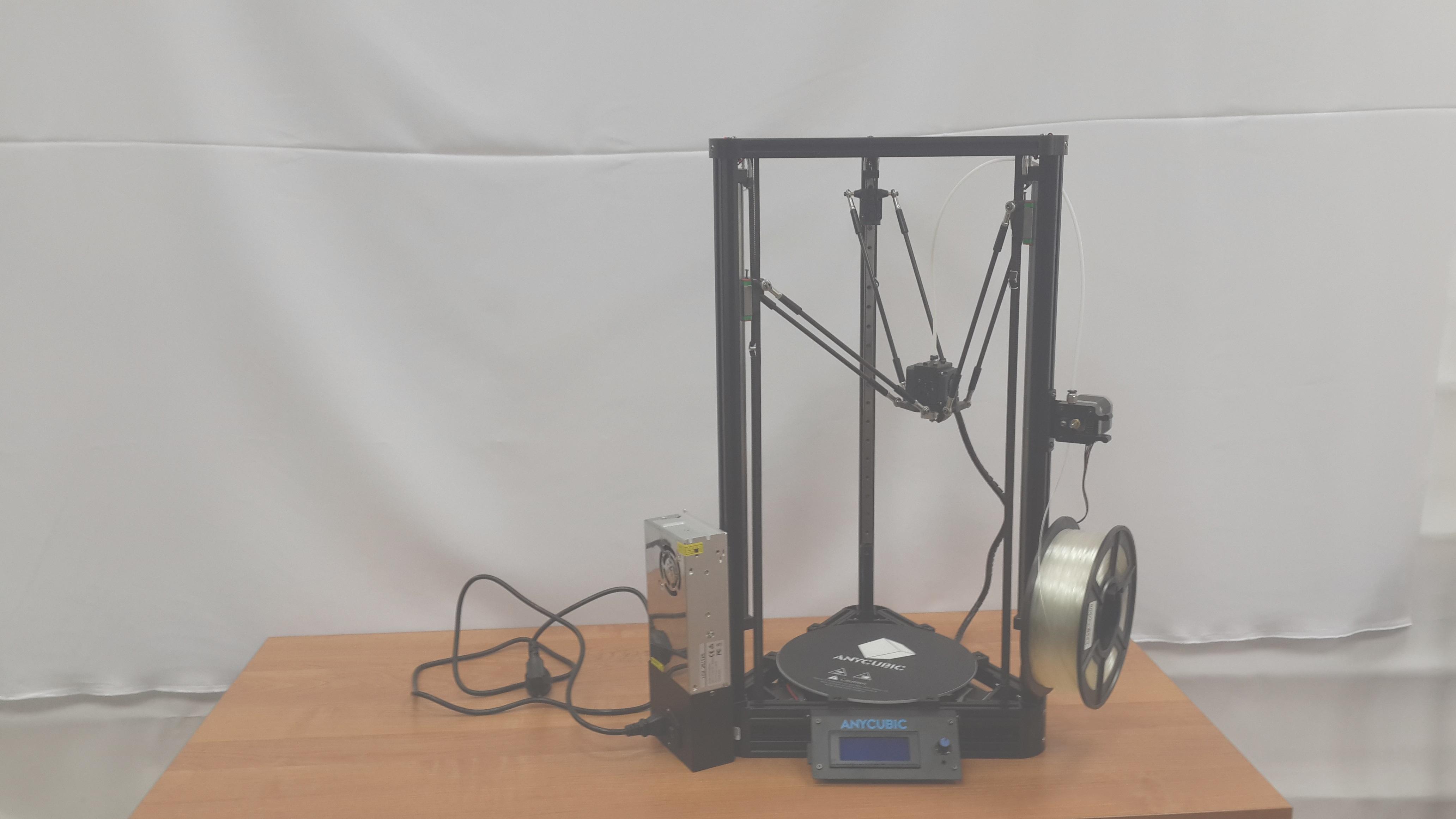 Мой первый 3D-принтер
