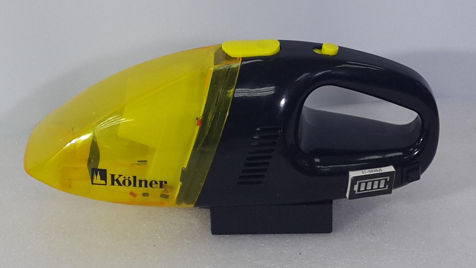 Пылесос на аккумуляторах